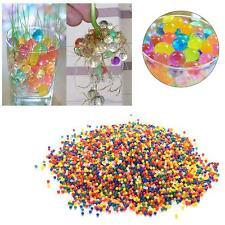1000 pcs eau Boules de Cristal Perles Jelly billes Gel pour Orbeez Toy Bunt@AH