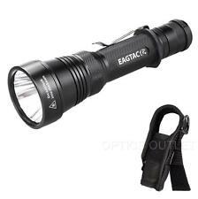 EagleTac S200C2 1116 Lumens Long Throw LED Flashlight - XM-L2 U2 - Extra Holster