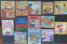 Lot 100 Most Scholastic Picture Books Quality Books 1st 2nd 3rd Grade  L8
