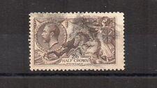 """GB 2s 6d 1915 """"Sea Horses"""" FU"""