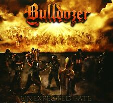 BULLDOZER - Unexpected Fate ( sodom kreator ) CD