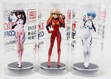 Set of 3 Evangelion UCC Figure Rei Ayanami Asuka Langley Mari JAPAN ANIME MANGA