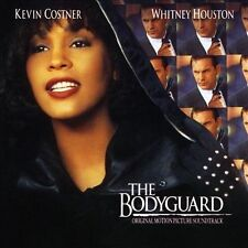 The Bodyguard Original Soundtrack Album CD 1992 Arista Records Various Artists