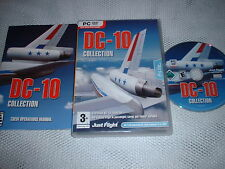 ✈️ DC-10 COLLECTION ~ MICROSOFT FLIGHT SIMULATOR X / FS2004 / FSX ADD-ON