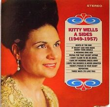KITTY WELLS - A SIDES 1949-1957 (REMASTERED)  CD NEU