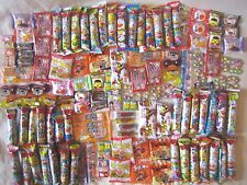 ON SALE OFFER NOW* SNACK JUNKIE'S HEAVEN 100+50pcs Japanese Snacks (c)JP Dagashi