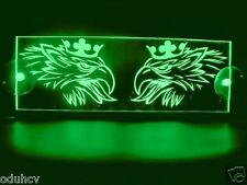 24V LED Green Interior Cabin Light Plate SCANIA Neon Illuminating Griffin Sign