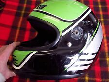 Vintage ARCTIC CAT Snowmobile ATV FULL FACE Helmet Medium vintage ride