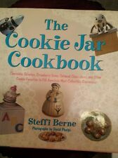 The Cookie Jar Book plus free Cookie Cutter Cookbook Steffi Berne