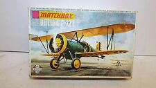 MATCHBOX PK-3 BOEING P-12E PLANE KIT 1:72 BOXED  (K289)