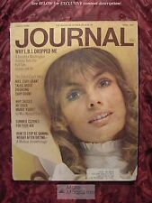 LADIES HOME JOURNAL April 1968 PAUL NEWMAN JEAN SHRIMPTON WILL STANTON