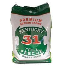 Kentucky Seeds 5 lb. Bag 31 Tall Fescue Green Grass Seed Lawn Field Grow