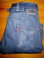 "MEN'S LEVIS 10th ANNIVERSARY ENGINEERED JEANS IN SUPERB COND. W30"" L32""."