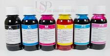 6x4oz Premium Refill ink for Epson 77 78 RX580 RX595 RX680 R260