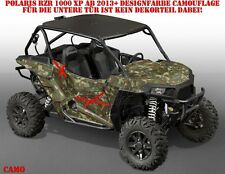 Invision DECORO GRAPHIC KIT UTV POLARIS General/RZR 900s/1000xp CAMO B
