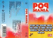 MC POP MANIA 1997 puff daddy depeche mode midge ure prodigy kilye minogue elisa