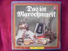 Das ist Marschmusik       BASF   D-LP   NEU OVP