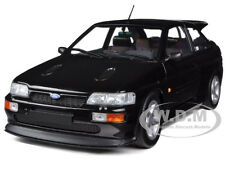 1992 FORD ESCORT RS COSWORTH BLACK METALLIC 1/18 MINICHAMPS 150089020