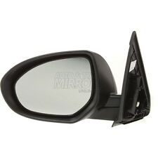 10-13 Mazda Mazda3 Driver Side Mirror Replacement - Heated - With Signal Lamp