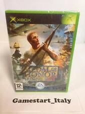 MEDAL OF HONOR RISING SUN (XBOX) NUOVO SIGILLATO NEW PAL VERSION