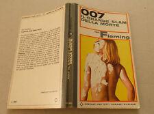 1967 = 007 - IL GRANDE SLAM DELLA MORTE =JAN FLEMING .TASCABILI..GARZANTI.. ETNA