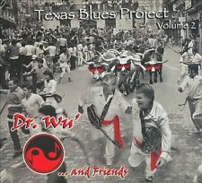 Texas Blues Project Vol. 2 by Dr. Wu' & Friends