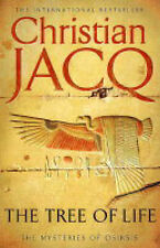 Jacq, Christian The Tree of Life (Mysteries of Osiris) Very Good Book