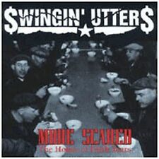 More Scared by Swingin' Utters CD, Jan-1996, Side One Dummy House of Faith Years