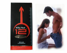 3X Why Not 12 Penis Enlargement Cream Increase size enhancement rapid growth sex