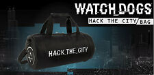 Watch Dogs Limited Promo Hacking the City Bowling Leather Bag 50x25x25 cm New