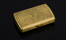 Vintage Cigarette Case Brass Copper Cigarette Holder Constantine The Hellblazer