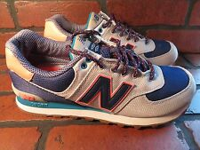 NEW BALANCE 574 Weekend Expedition Mens Shoe Size 8.5 NEW ML574EXC Grey Blue