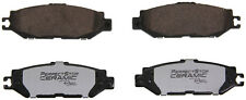 Perfect Stop Ceramic Disc Brake Pad fits 1998-2000 Volvo S70,V70  PERFECT STOP C