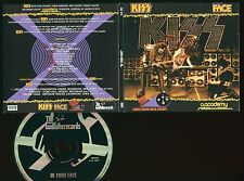 KISS In Your Face CD Islington London UK 2010 live club gig Godfather band