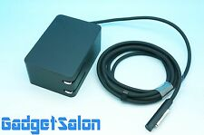 New Original OEM Microsoft Surface RT / PRO Charger Model 1512 12V 2A AC Adapter