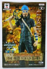 ONE PIECE FILM GOLD THE GRANDLINE MEN DX FIGURE VOL.6 USOPP BANPRESTO JAPAN