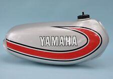 1974 Yamaha YZ125 Gas Fuel Tank, Aluminum, Alloy, YZ 125