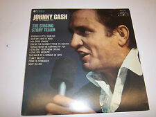 LP 33RPM Johnny Cash, The Singing Story Teller, from Sun Records Fabulous Shape