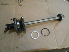 Bombardier Quest 650 Max XT 2004 04 engine drive shaft bevel gear