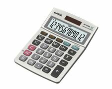Casio Solar Desk Top Calculator Tax Calculation Home Office Business MS120MS NEW