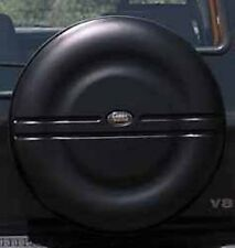 LAND ROVER DISCOVERY I 1 II 2 GENUINE PLASTIC SPARE WHEEL COVER STC50043 NEW