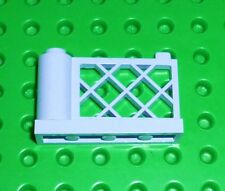 LEGO - Fence Gate 1 x 4 x 2, LIGHT VIOLET complete x 1   (3186 & 3187)   K171