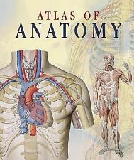 Atlas of Human Anatomy by , Good Book