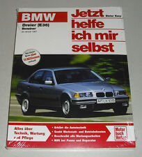 Reparaturanleitung BMW 3er E36 316i + 318is ab Baujahr 1991
