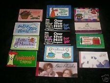 100 Asst Coupon Gift Gag Books 90% off .59 Wholesale