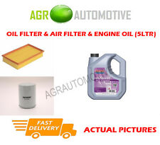DIESEL OIL AIR FILTER KIT + FS 5W30 OIL FOR FORD MONDEO 1.8 90 BHP 1996-00