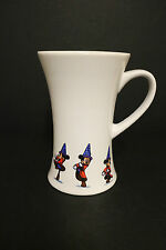 DISNEY TALL MUG MICKEY MOUSE FANTASIA WHITE