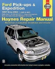 HAYNES Repair Manual #36059 FORD Pick-Ups Expedition 1997-2002 2wd & 4wd