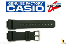 CASIO G-Shock G-5600A-3V Original 16mm Green Rubber Watch BAND GW-M5600A-3V