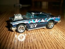 HOT WHEELS 1976 MATTEL INC MALAYSIA 57 CHEVY